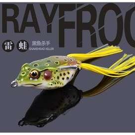 Umpan Memancing Pancing Model Kodok Frog