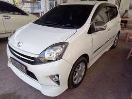Toyota Agya TRDs Matic Putih th.2014