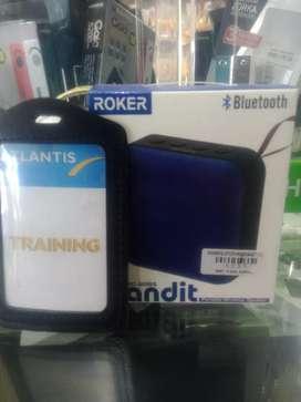 Speaker Bluetooth roker bandit (A.A)