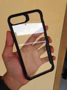IPAKY HD Transparent Case Iphone 7 Plus 8 Plus