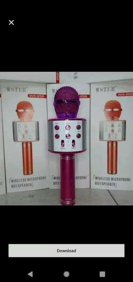 Microphone bluatooth