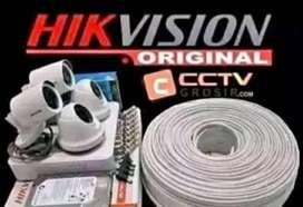 PAKET LENGKAP CAMERA CCTV ONLINE PLEUS PEMASANGAN DI BEKASI