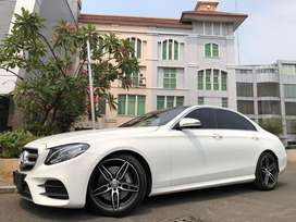 MERCEDES BENZ E300 AMG 2017 #evelyn