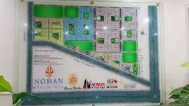 Noman royal city