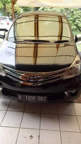 Toyota New Avanza 1.3G MT