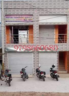 Hall + room+ washroom price is not fixed in main road Nhtalgariamore