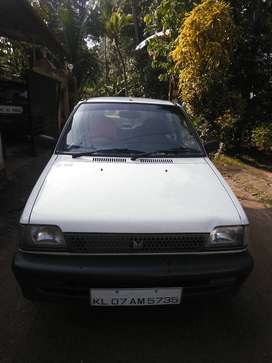 2003 MARUTI 800 A/C GOOD COOLING,NEW PAPER