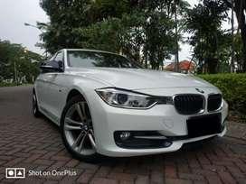BMW 328i 2013 pmk sport line white