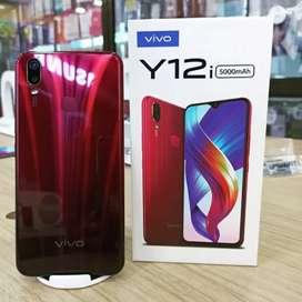 VIVO Y12i 3/32GB GARANSI RESMI SEGEL , SIAP COD FREE ONGKIR