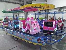 TAYO kereta mini panggung odong odong free DP lunas dirumah 11