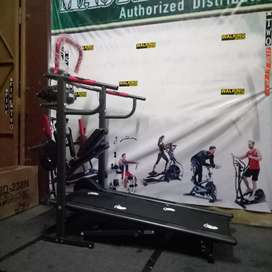 TREADMILL MANUAL - Kunjungi Toko Kami - Master Gym Store !! MG#9917