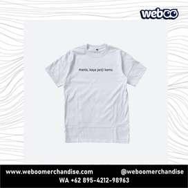 Model Baju Kaos Wanita Terbaru & Terkini 2020