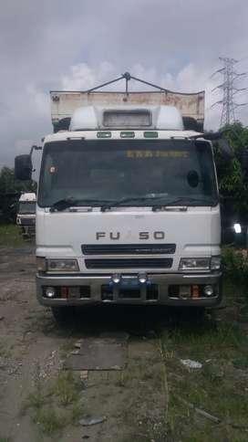Fuso Super Great 6D24