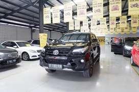 Toyota Fortuner VRZ TRD AT 2018 LOW KM 11rb FULL ORI