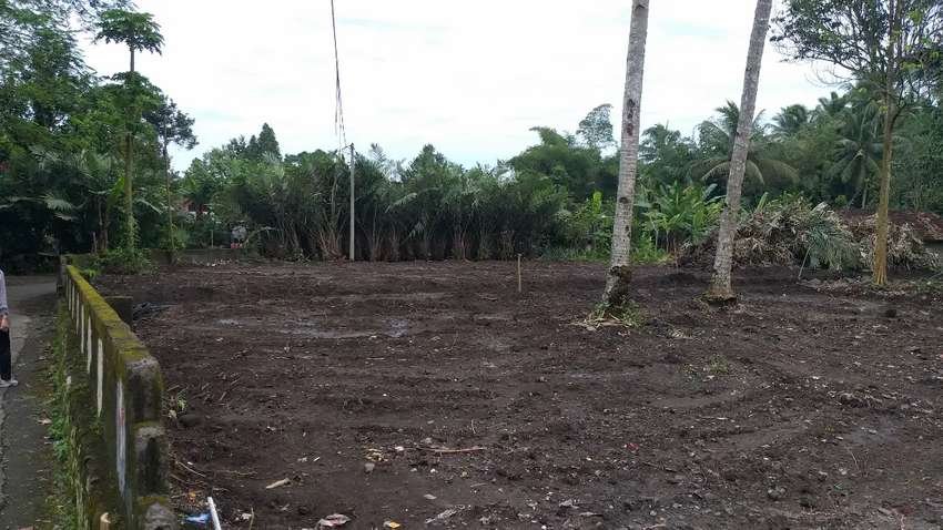 Tanah Kavling Murah, 450m dari Jl Magelang, Dekat Polsek Tempel Sleman