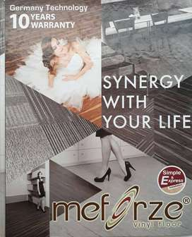 Vinyl plank merk MEFORZE 3 mm