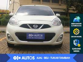 [OLX Autos] Nissan March 1.2 XS A/T 2016 Putih
