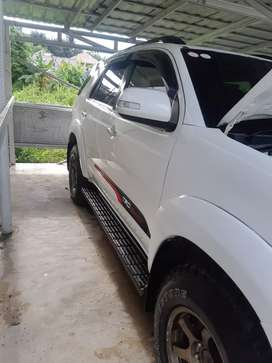 Fortuner 2014  matic solar 4x4 vnt turbo