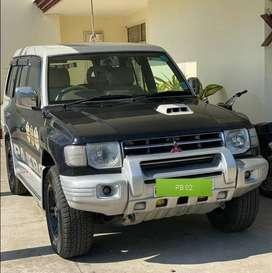 Mitsubishi Pajero 2008 Diesel Well Maintained