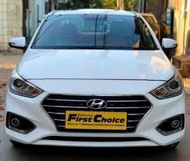 Hyundai Verna CRDi 1.6 AT SX Plus, 2017, Diesel