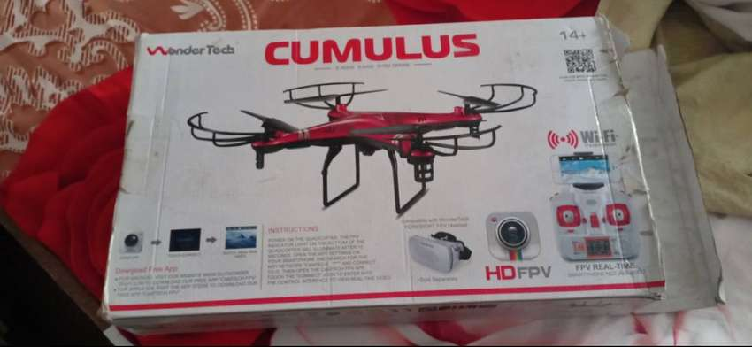 Drone helicam 0