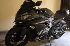 Jual ninja 250 fi 2013