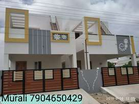 Murali NEW 3 BHK DUPLEX HOUSE (NORTH FACING ) SALE IN CHARAN manager