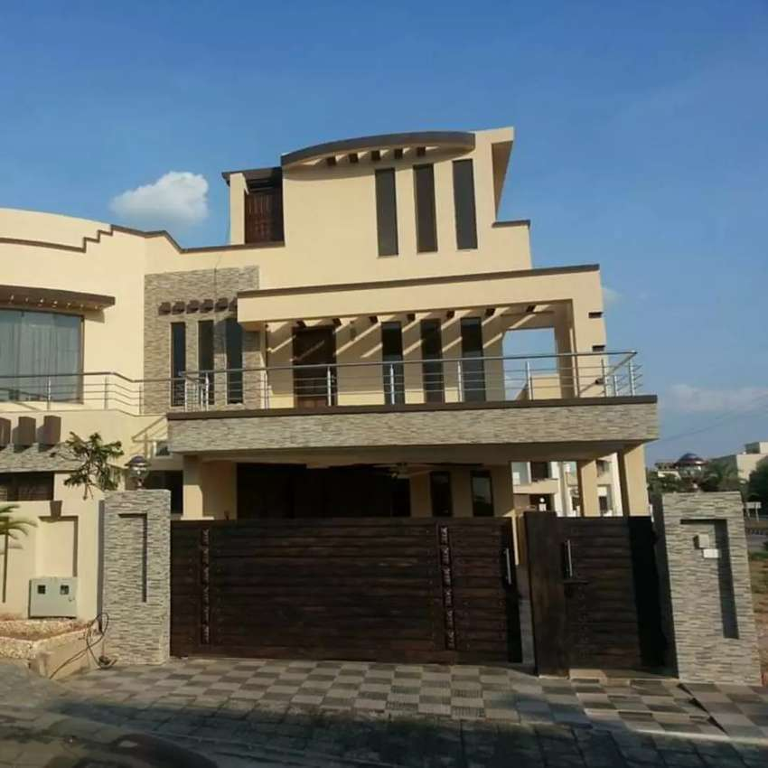 Out calas kanal upper portion for rent in bahria town 0