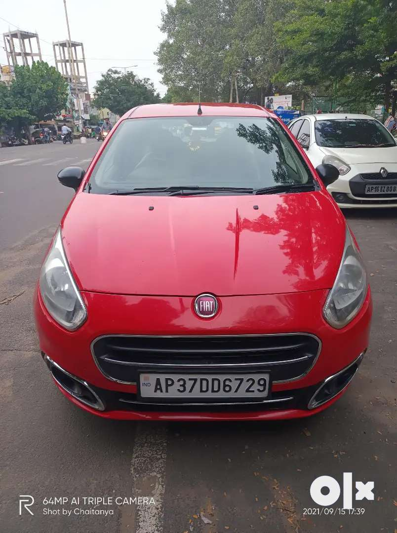 Fiat Punto 2016 Diesel Well Maintained