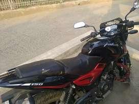 New condition me bike hai
