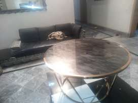 Brand New Imported Round Coffee Table For Sale