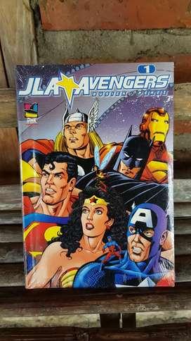 Jual Komik Justice League (Infinite Crisis) dan Justice League Avenger