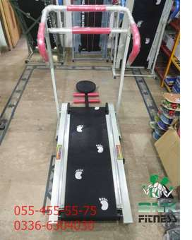 High Quality Manual Roller Treadmill With Twister For Home Use - 608