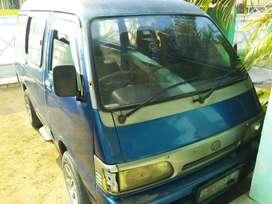Daihatsu Zebra SE89 tahun 94