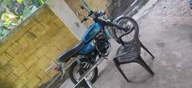 Yamaha rx100 japan engine