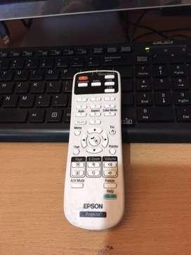 Remote Infokus infocus Proyektor Projector EPSON Remot Original EB