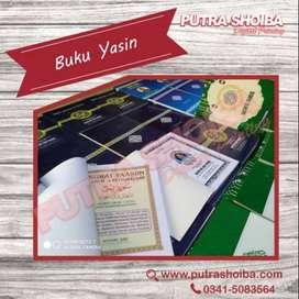 Buku Yasin dan Tahlil Murah di Malang