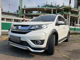 Honda BRV E Prestige Nik 2018 km 11Ribu Antik!