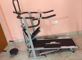 Kamachi 4 In 1 Manual Treadmill