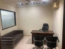 Availabe fully furnished office