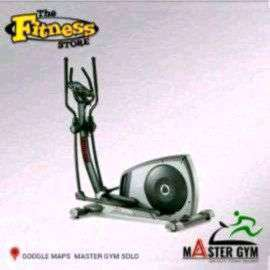 #MasterGymStore Alat Fitness ELLIPTICAL BIKE Sports Dll (MG ID#962)