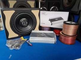 Paket audio kualitas suara detail (asy'ari audio)