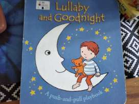 [BOOK SALE] Push & Pull Playbook - Lullaby & Goodnight