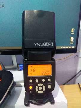 Speedlite/Flash YongNuo YN560-II