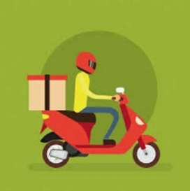 Required delivery boys all over Hyderabad for FT and PT