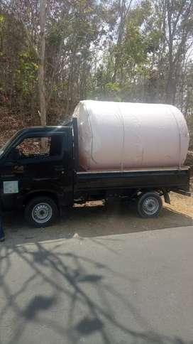 Tandon air 500 liter new88 Sewon gratis antar