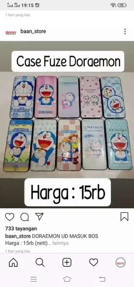 Case Fuze Doraemon