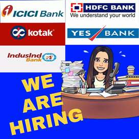 We are hiring both fresher and experience