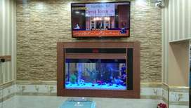 DHC wall fitted Aquarium