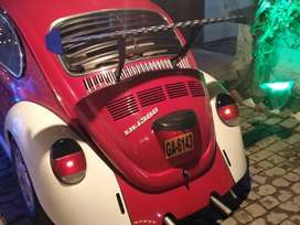 Volkswagon beetle 174 model with 1.6 engine (standard) first hand book